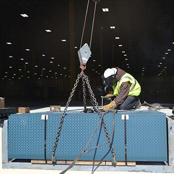 Dock & Door Equipment, Maintenance & Service | Wiese USA