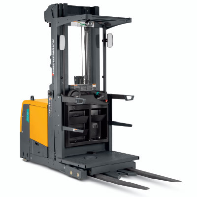 Used Electric Order Picker & Reach Truck Equipment Available at Wiese