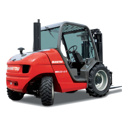 Used Rough Terrain Lift Trucks At Wiese