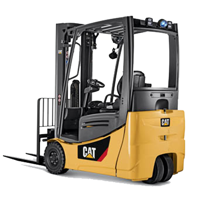 Used Electric Warehouse Forklifts At Wiese